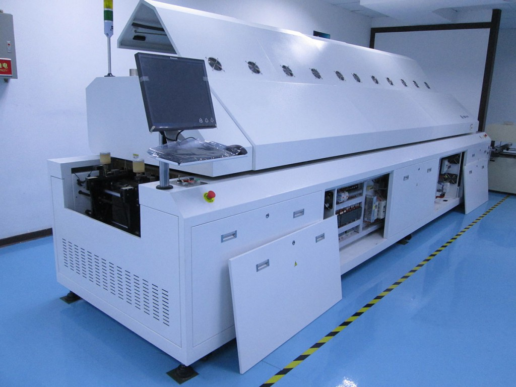 reflow oven made in china