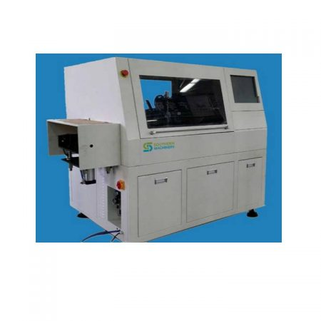 Odd form component Eyelet Pin Auto Insertion machine S-7000 e
