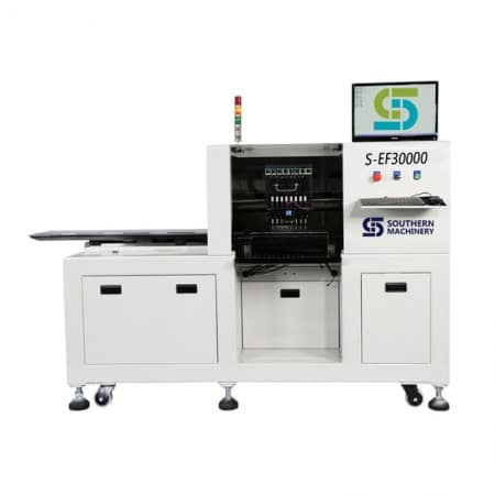 LED Manufacturing 800X800 S-EF30000 Pick& Place machine