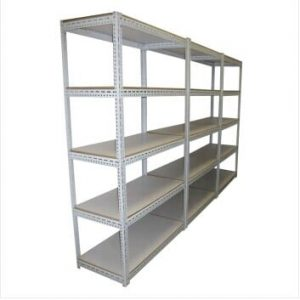 Steel rack for component