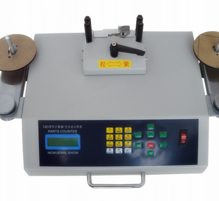 SMT components counting machine 04