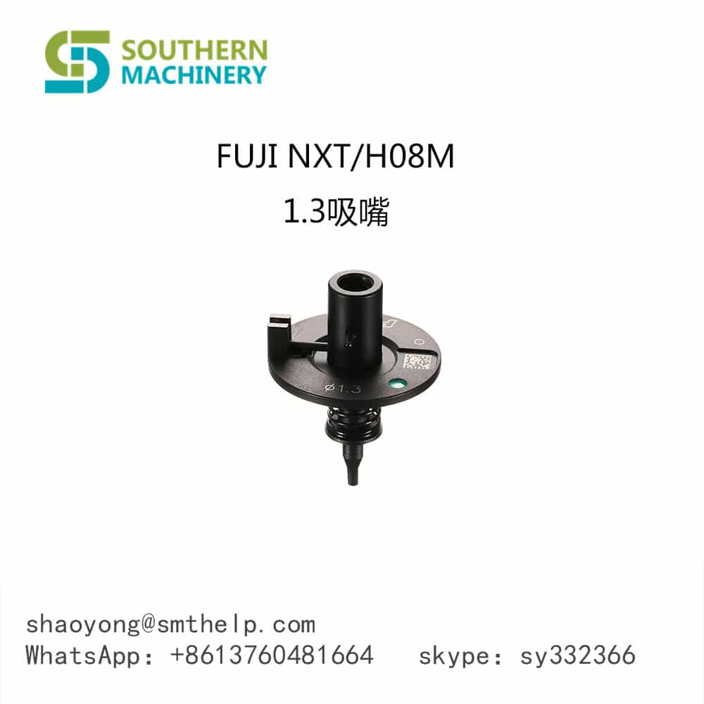 FUJI NXT H24 1.3 Nozzle.FUJI NXT Nozzles for Heads H01, H04, H04S, H08/H12, H08M and H24