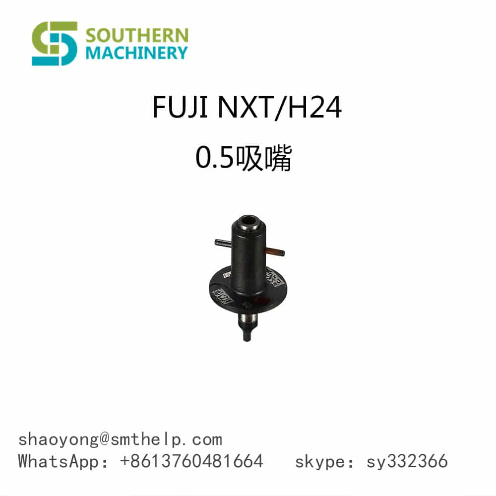 FUJI NXT H24 0.5 Nozzle .FUJI NXT Nozzles for Heads H01, H04, H04S, H08/H12, H08M and H24