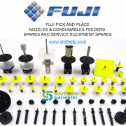FUJI PICK AND PLACE NOZZLES   CONSUMABLES FEEDERS