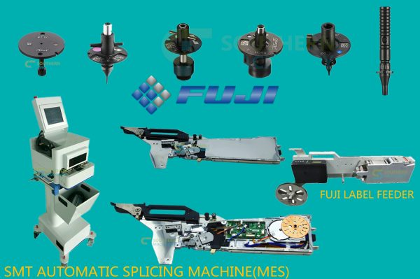 Smt nozzle feeder/SMT AUTOMATIC SPLICING MACHINE(MES)