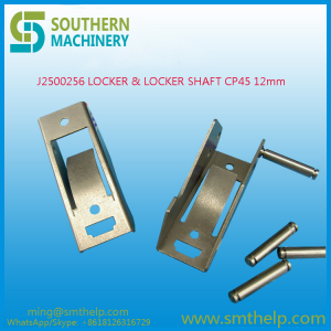 J2500090 LOCKER & LOCKER SHAFT CP45 12mm Samsung smt spare parts