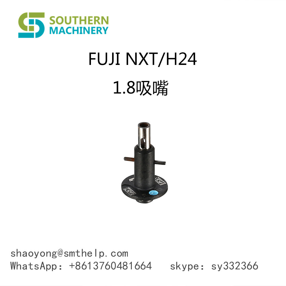 FUJI NXT H24 1.8 Nozzle.FUJI NXT Nozzles for Heads H01, H04, H04S, H08/H12, H08M and H24