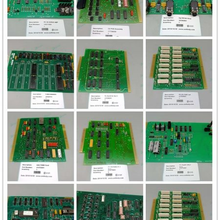 UNIVERSAL AI Spare Parts CPU servio amp, secondhand card (Made in China)