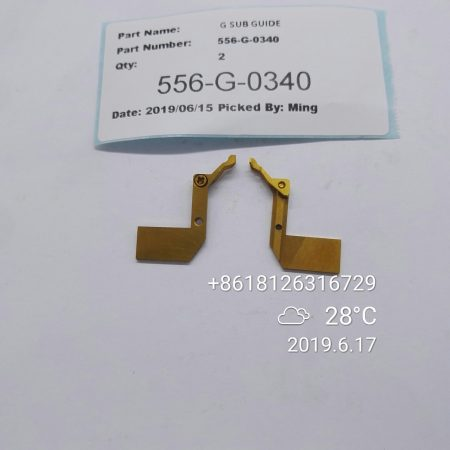 556-G-0340 TDK Auto Insertion AI Spare Parts.