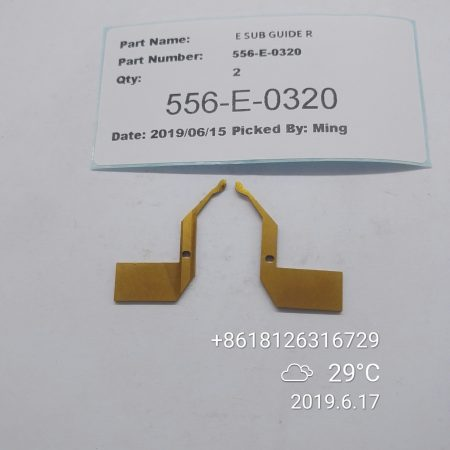 556-E-0320 TDK Auto Insertion machine AI Spare Parts.