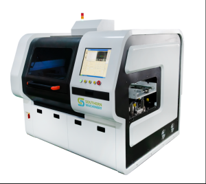 S3000 PCB dip assembly Radial Inserter Machine