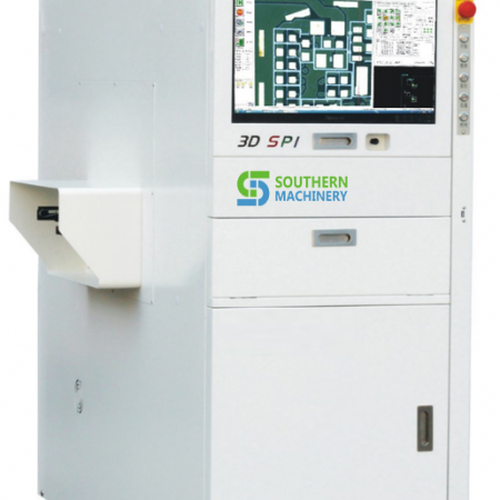 3D SPI Machine for Solder Paste Inspection Machine